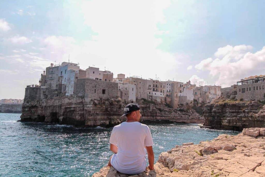 Polignano a Mare | Best beaches in Puglia | Weekend Puglia Low cost