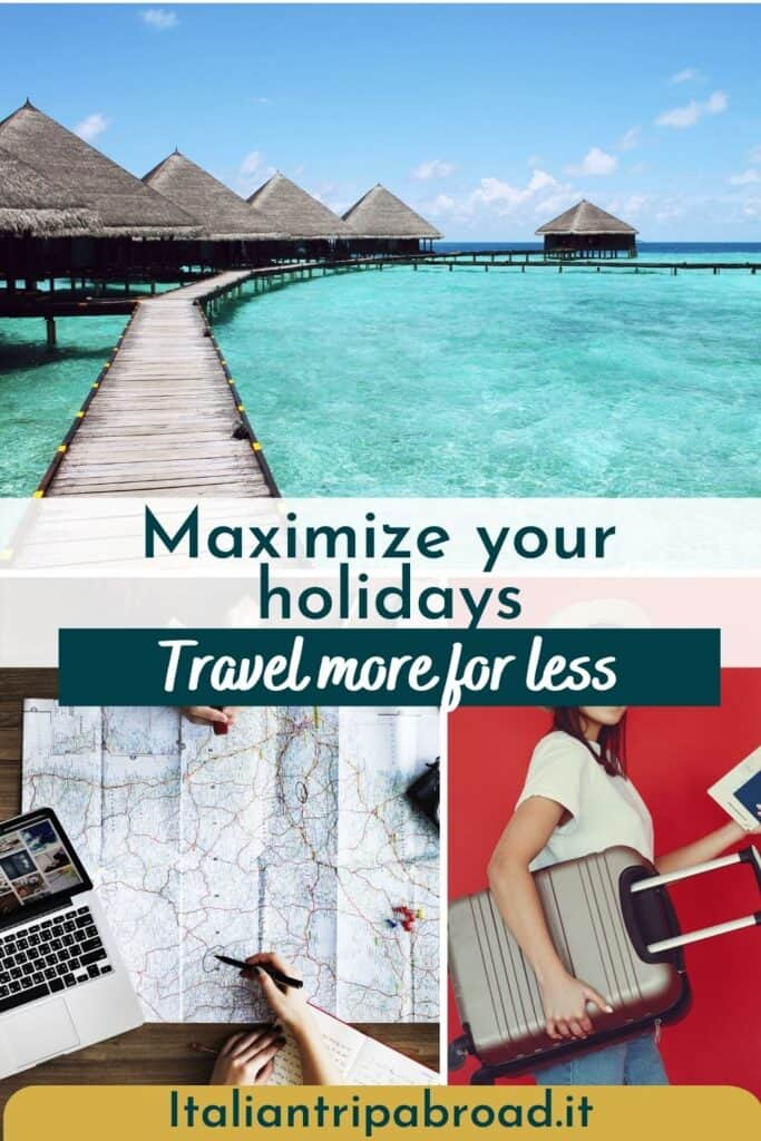 Our tips on how to travel with a full-time job 1