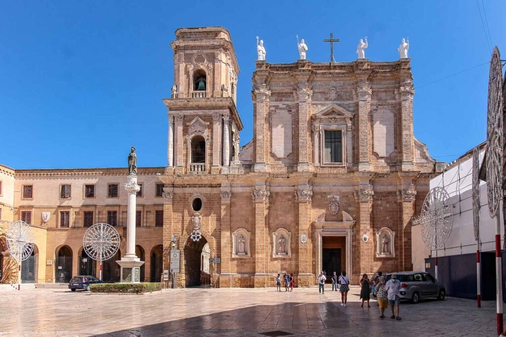 Brindisi Cathedral | Best photo spots in Brindisi