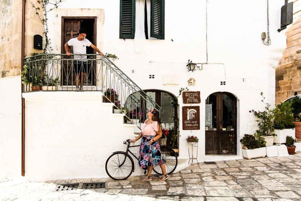 Ostuni white town in Puglia | How to spend a week in Puglia